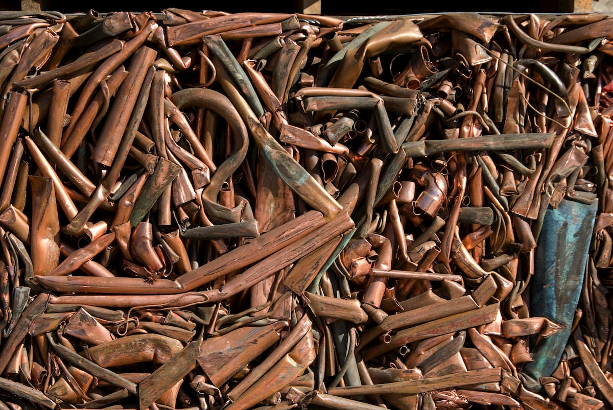 Sell Your Copper Scrap